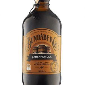 BUNDABERG Sarsaparilla  375ml