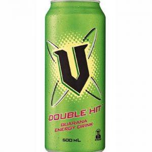 V Energy Drink Green 500ml