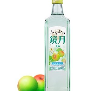 FUNWARI PLUM WINE 720ML 16% 镜月梅烧酒
