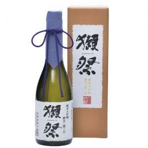 Asahi Shuzo  獭祭 二割三分纯米大吟酿(紫)720ML 23%