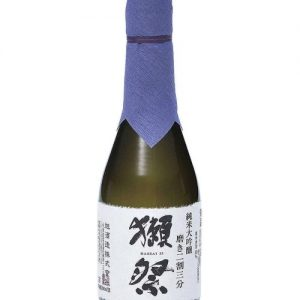 Asahi Shuzo 獭祭二割三分 纯米大吟酿 300ML 23%