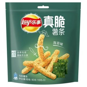 LSZCSTHTW/LSZCSTHTW/乐事真脆薯条海苔味18gx5P