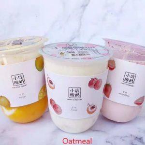 Sweet Lu Yoghurt Oatmeal Flavor 500ml 小鹿酸奶燕麦味