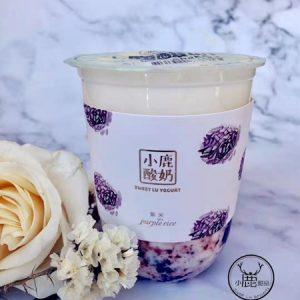 Sweet Lu Yoghurt Purple Rice Flavor 500ml 小鹿酸奶紫米味