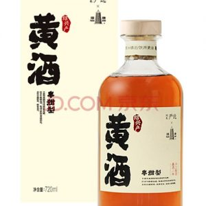 TPWYHJ/塔牌网易严选半甜黄酒 720ML