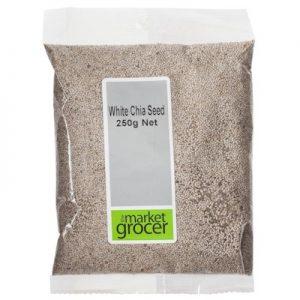 TMG SEEDS/ WHITE CHIA SEED 250G 白奇亚籽