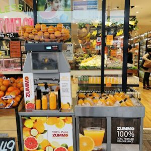 Daily Fresh Orange Juice Machine Immediately 250ml 每日鲜榨橙汁(现场即榨即取)250ml
