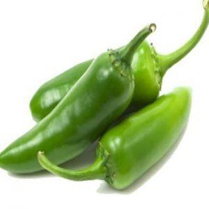 Capsicum/ Green Bullhorn 1Kg 长青椒