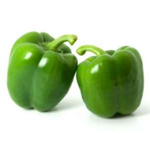 Capsicum/ Green Capsicum 1Kg 圆青椒