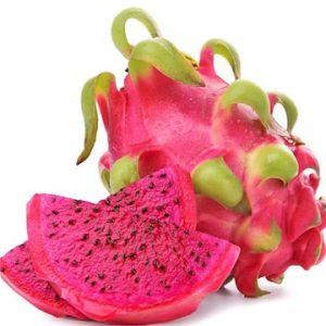 ▲Dragon Fruit/ Red Dragon Fruit 1 Box 大号昆士兰红心火龙果 一箱