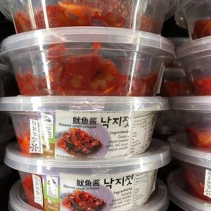 KORYO/SAUCED SMALL OCTOPUS 30G鱿鱼酱
