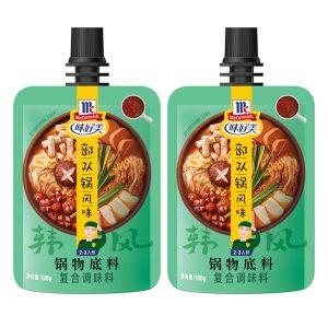味好美部队火锅调料 100G/KOREAN SEASONING 100G