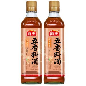 BS-海天五香料酒 450ML/HT COOKING WINE 450ML