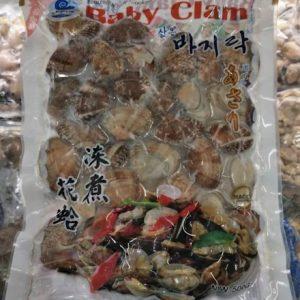 CS-LEPUS冻煮花蛤 500G/LEPUS SEAFOOD BABY CLAM 500G