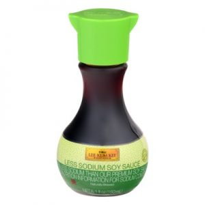 AS-李錦記低盐豉油 150ML/LKK SALT REDUCED SOY SAUCE 150ML