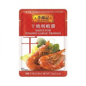 AS-李锦记干烧明虾酱 70G/LKK MOS TOMATO GARLIC PRAWNS 70G