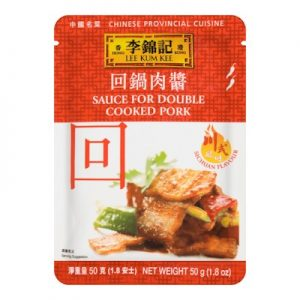 AS-李锦记回锅肉酱 50G/LKK DOUBLE COOKED PORK 50G