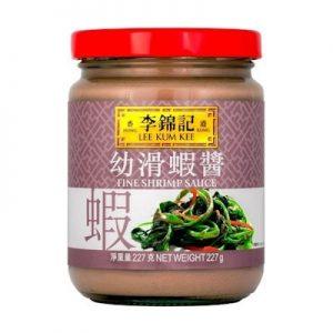 AS-李錦記幼滑蝦醬 227G/LKK FINE SHRIMP SAUCE 227G