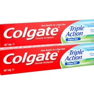 高露洁牙膏160G /COLGATE ORIGINAL MINT TOOTHPASTE 160G
