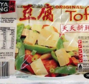SOYA KING新鮮豆腐 500G/SOYA KING ORIGINAL TOFU 500G