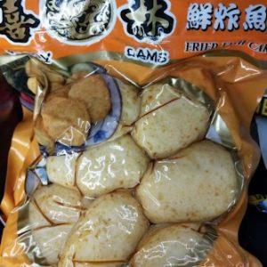 喜林鮮炸魚餅190G/HL FRIED FISH CAKES 190G
