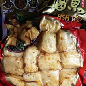喜林豆腐魚250G/HL FISH TOFU 250G