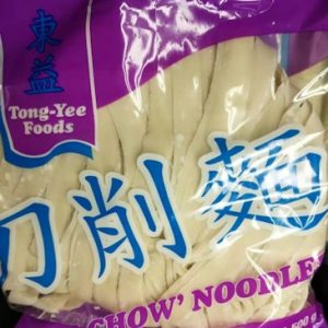 CN-东益刀削面 500G/TONG-YEE TOU CHOW NOODLE 500G