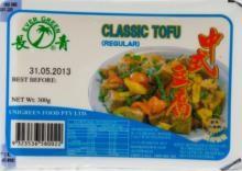 长青中式豆腐 300G/EVERGREEN CLASSIC TOFU 300G