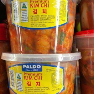 PALDO/CABBAGE KIMCHI 500G 韩式白菜泡菜