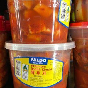 PALDO/RADISH KIMCHI 500G 韩式萝卜泡菜