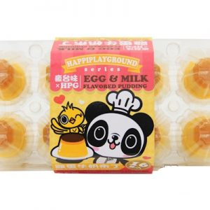 HPG/鸡蛋小布丁 272G/HPG/ EGG MILK PUDDING 272