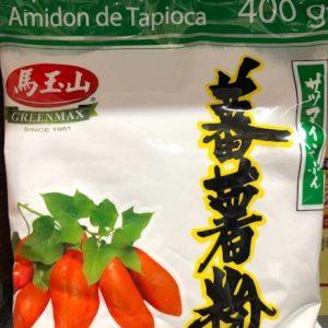 马玉山番薯粉400G/GREENMAX/TAPIOCA STARCH 400G