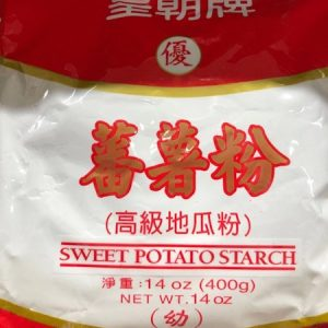 皇朝牌番薯粉400G/ SWEET POTATO  STARCH 400G