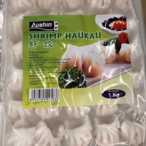 Aushin SHRIMP HAUKAU 1KG/澳新虾饺1KG