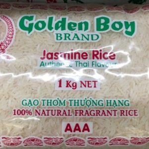金童麦上等香米1KG/GOLDEN BOY JASMINE RICE 1KG