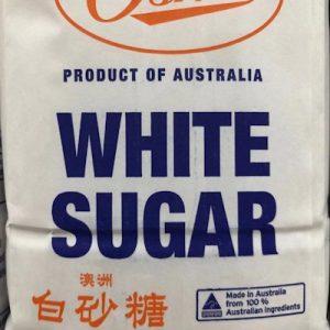 澳洲白砂糖1KG/OSHA WHITE SUGAR 1KG