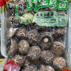 A-恒晖/天然茶花菇 200G/HF/SHIITAKE MUSHROOM 200G