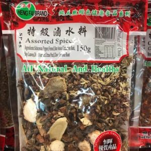 B-恒晖/特级卤水料 150G/HF/ASSORTED SPICES 150G