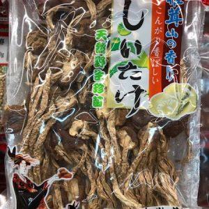 A-恒晖/野生茶树菇 80G/HF/DRIED MUSHROOM