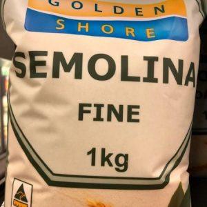 GS/澳洲粗面粉 1KG/GS/SEMOLINA FINE 1KG