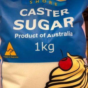 GS/澳洲白砂糖 1KG/GS/CASTER SUGAR 1KG