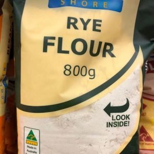 GS/澳洲黑麦粉800G/GS/RYE FLOUR 800G