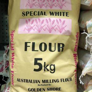GS/澳洲特白面粉 5KG /GS/SPECIAL WHITE FLOUR 5KG