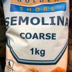 GS/澳洲面粉 1KG/GS/SEMOLINA COARSE 1KG
