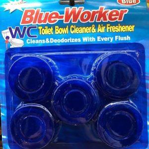 WC TOILET BOWL CLEANER&AIR FRESHENER 5PCS 马桶清洁球5个装
