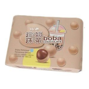 甘百世/珍珠奶茶巧克力 70G/GBS/BOBA CHOCOLATE 70G