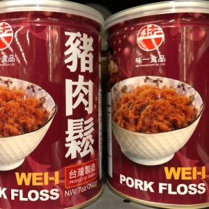 味一猪肉松200G/WEIYI PORK FLOSS 200G