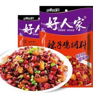 好人家/辣子鸡调料 160GHRJ/ SPECY CHICKEN 160G