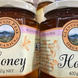 澳洲蜂蜜 GPO/WILDFLOWER HONEY 400G