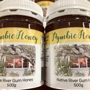 澳洲蜂蜜PYMBIE NATIVE RIVER GUM HONEY 500G